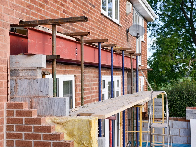 structural engineer load bearing wall